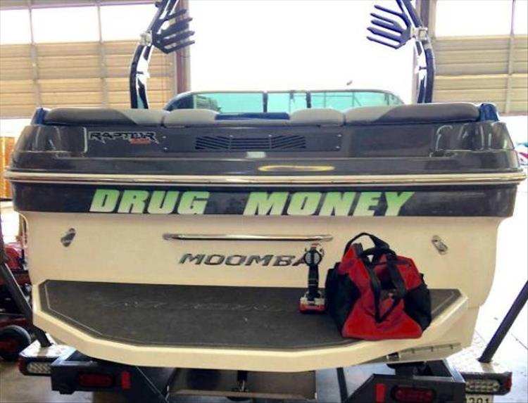 Деньги с наркотиков