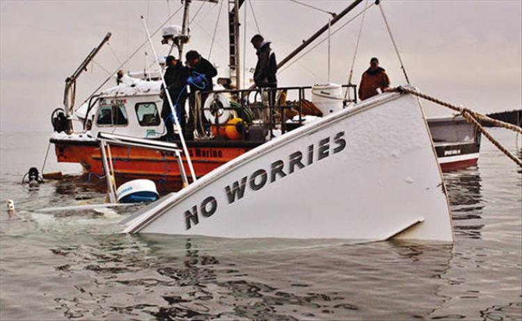 Не беспокойся