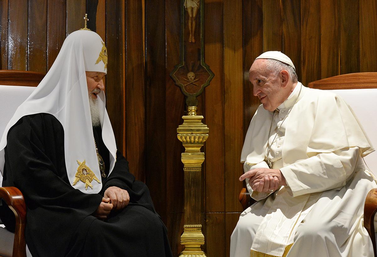Католики и православные: откуда появились споры между верами